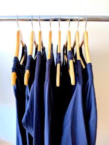 Navy indigo colours